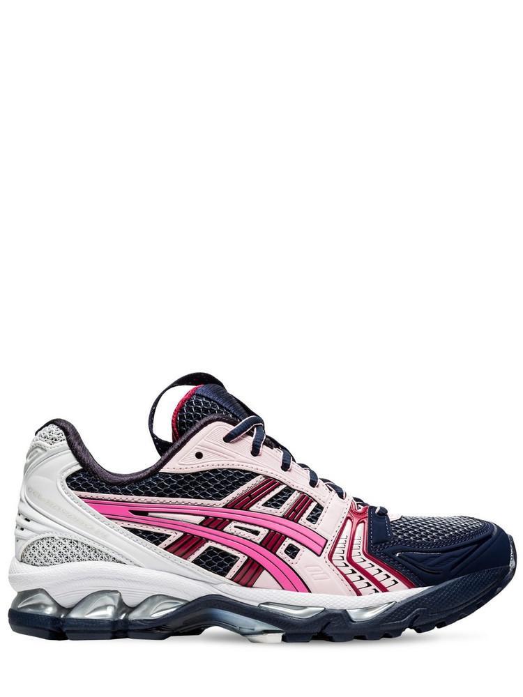 ASICS Ub1-s Gel-kayano 14 Sneakers in navy / pink