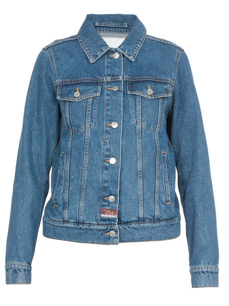 Kenzo Jeans Cotton Jacket