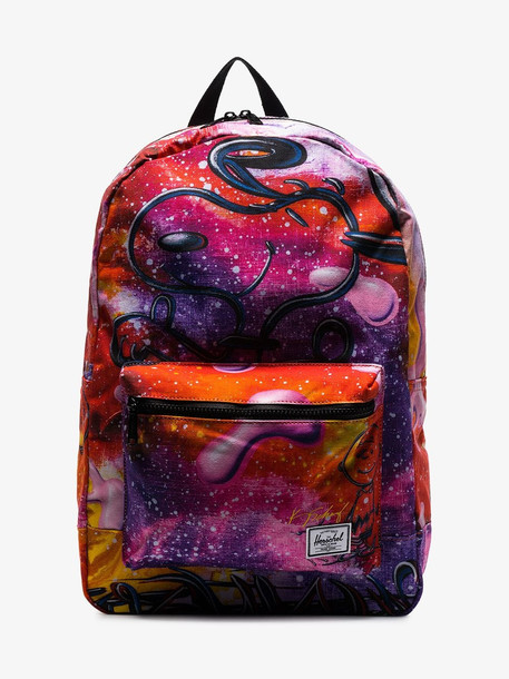 Herschel Supply Co. Herschel Supply Co. multicolour Snoopy galaxy print backpack
