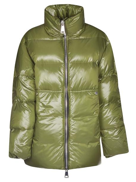 Khrisjoy Khrismen Down Jacket in green