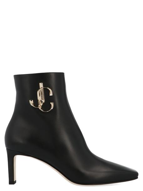 Jimmy Choo minori Shoes in black