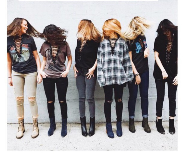 sweater youtuber leather edgy swimwear sweatpants sweater dress california cara delevingne edgy jeans flashes of style lady addict flannel shirt