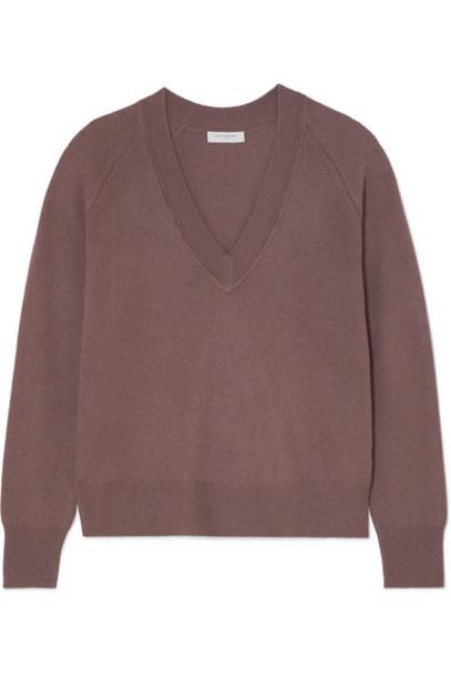 Equipment - Madalene Cashmere Sweater - Brown