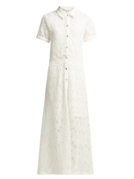 Melissa Odabash - April Crochet Knit Dress - Womens - White