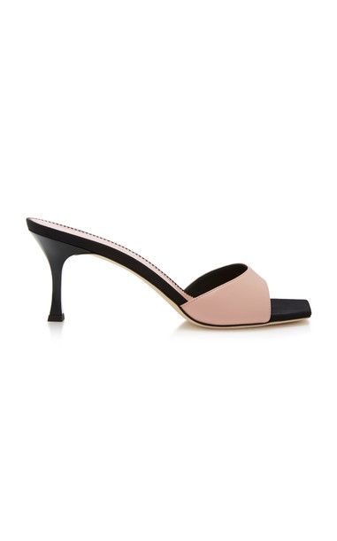 Giuseppe Zanotti Leather Sandals Size: 40 in pink
