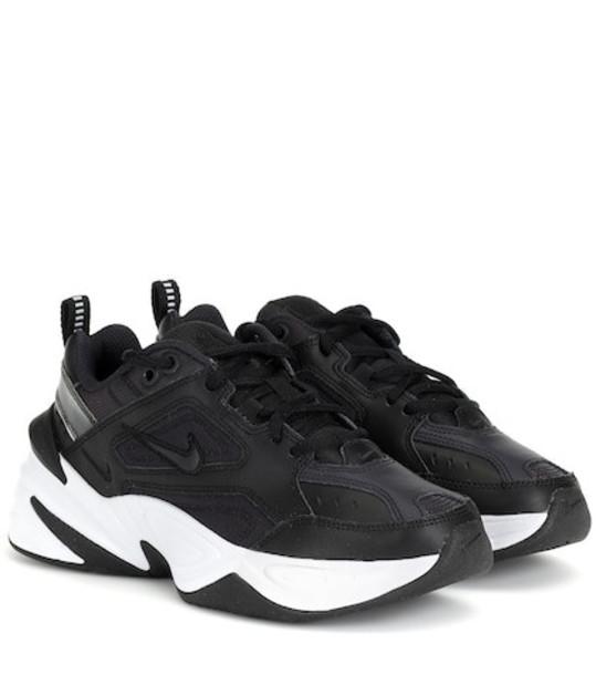 Nike M2K Tekno sneakers in black