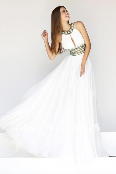 dress celebrity style long dress 2014 new evening dress
