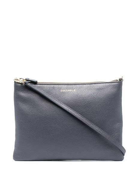 Coccinelle Best crossbody bag in grey