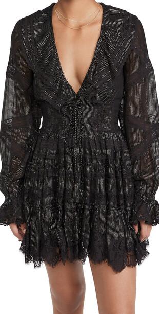 ROCOCO SAND Zuri Dress in black