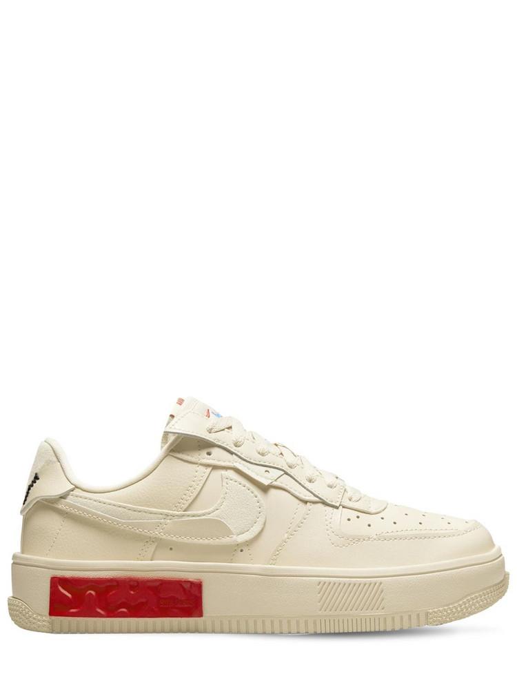 NIKE Air Force 1 Fontanka Sneakers in white