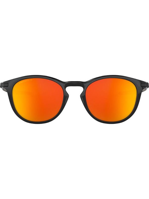 Oakley Pitchman R sunglasses in orange
