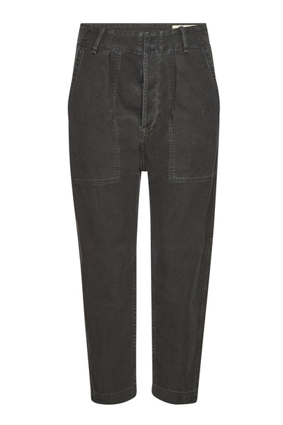 Citizens of Humanity Harrison Tapered Jeans  in black