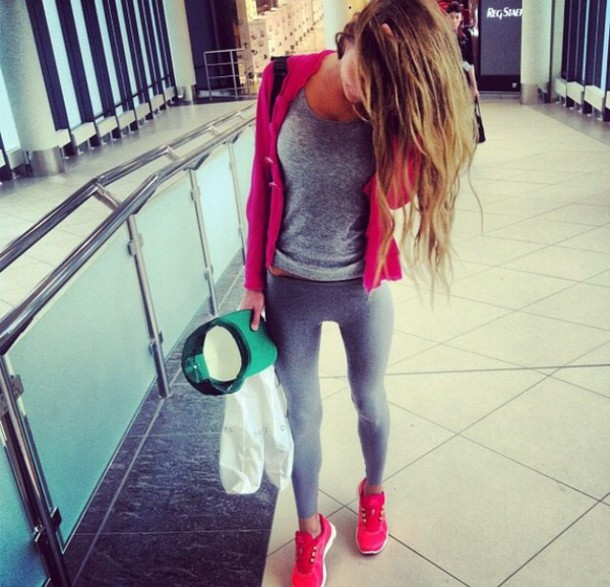 leggings grey tights swag chanel shoes