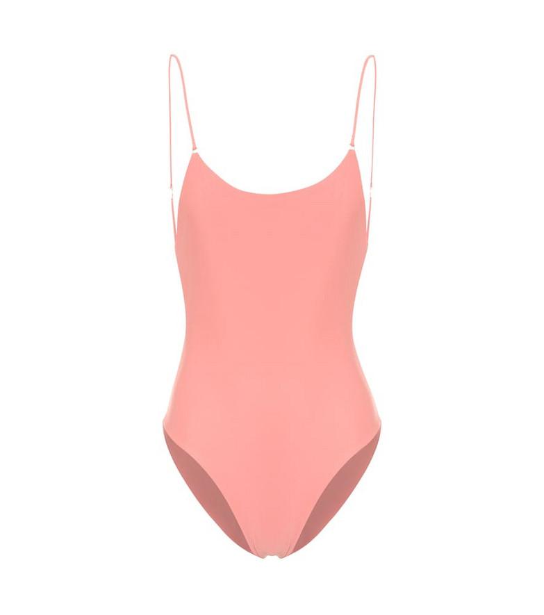 Jade Swim Hinge swimsuit in pink
