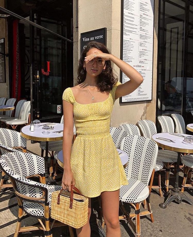 dress summer dress girly dress