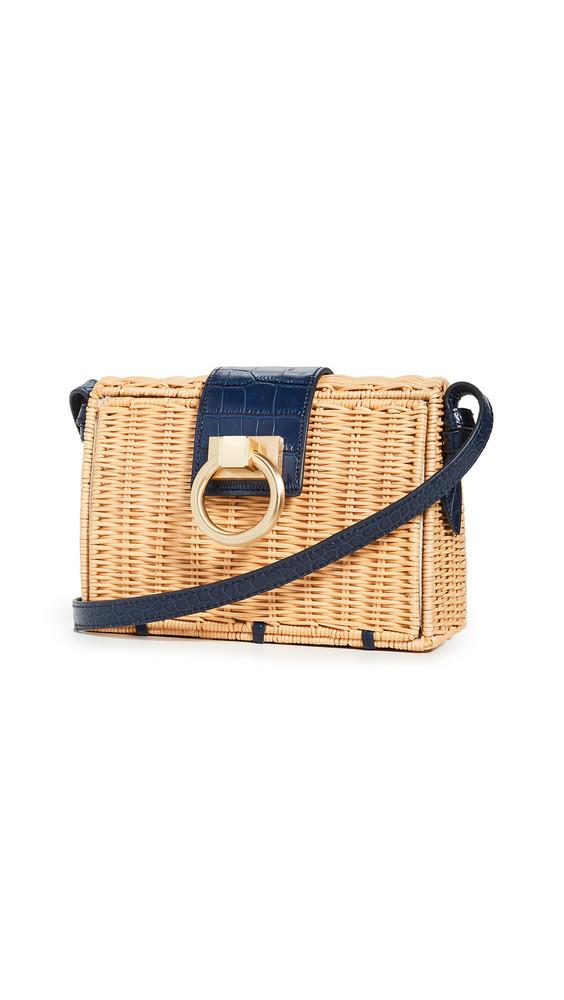 PAMELA MUNSON Caroline's Crossbody Bag in navy