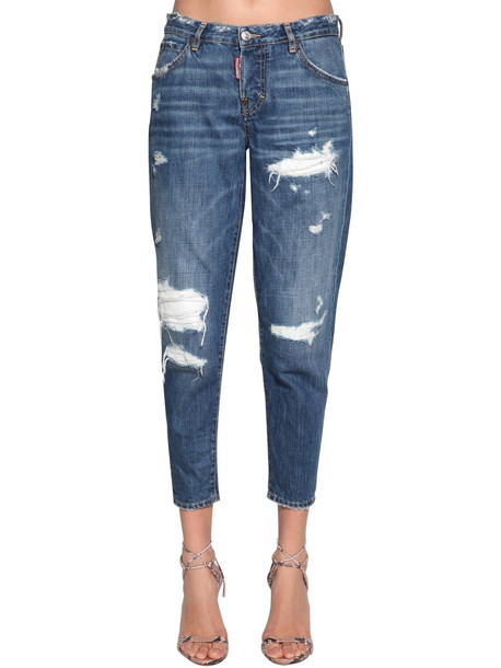 DSQUARED2 Hockney Denim Jeans in blue