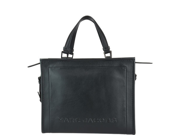 Marc Jacobs The Box Shopper in black