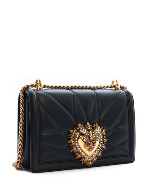 Dolce & Gabbana Devotion Bag Medium in black