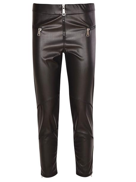 Ermanno Ermanno Scervino Zipped Trousers in nero