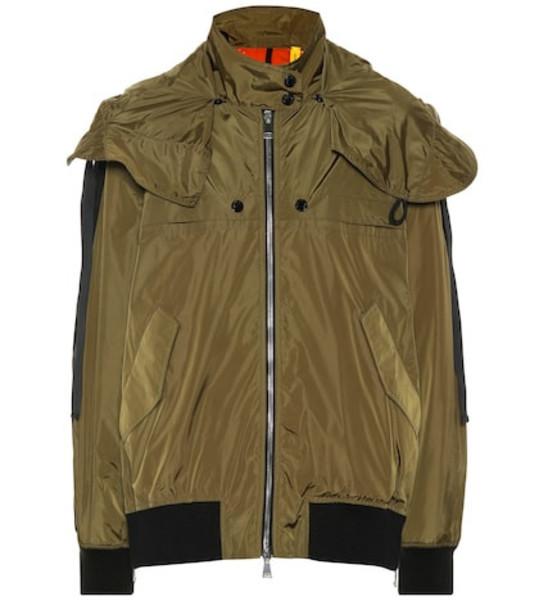 Moncler Genius 2 MONCLER 1952 Maseru jacket in green