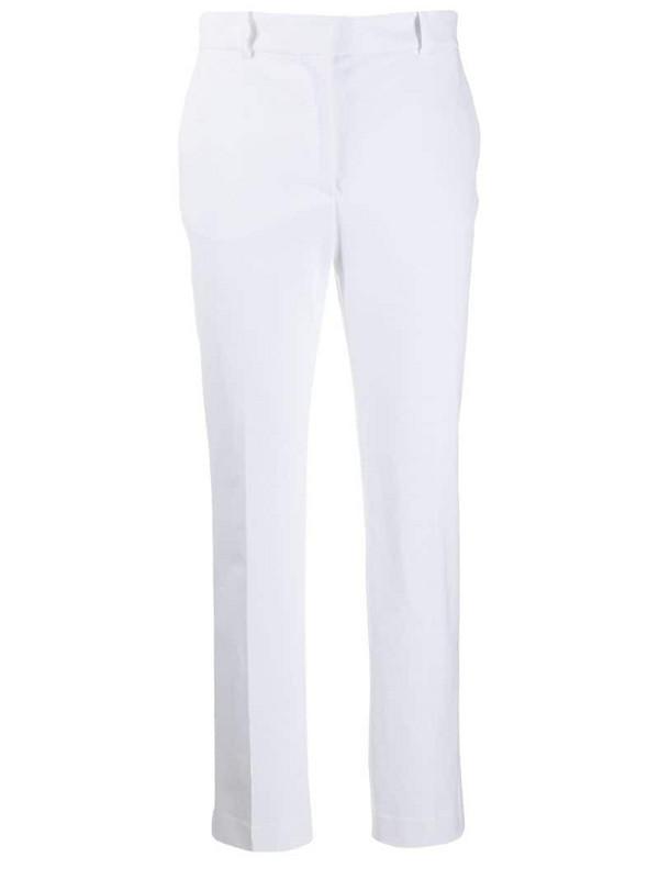 Joseph slim-fit trousers in white