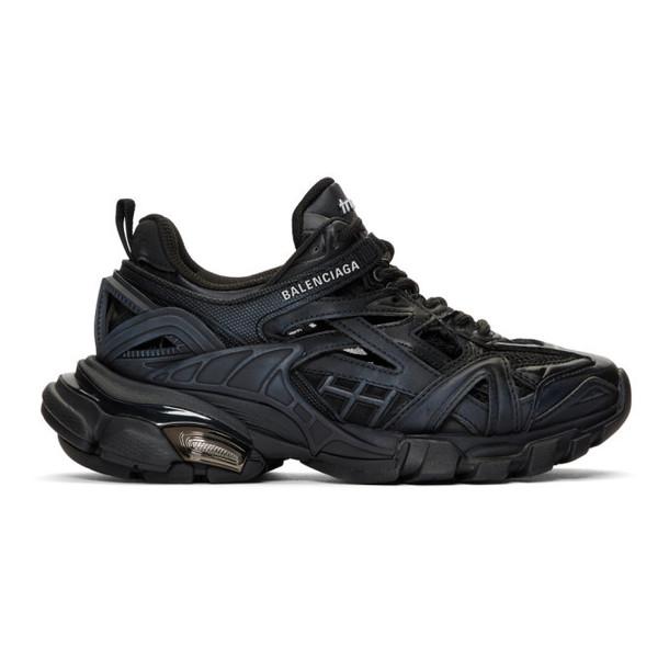 Balenciaga Black Track.2 Sneakers