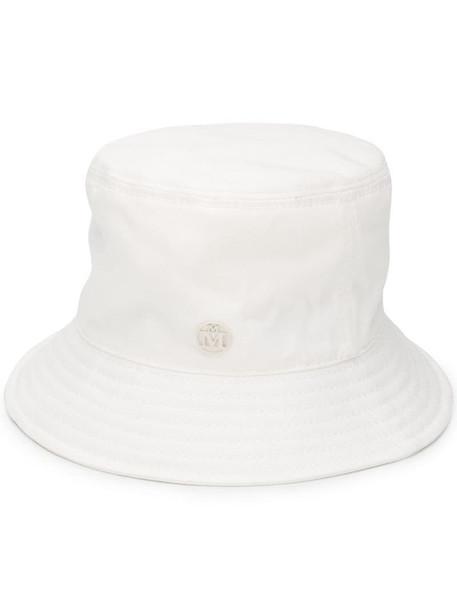 Maison Michel Jason bucket hat in white