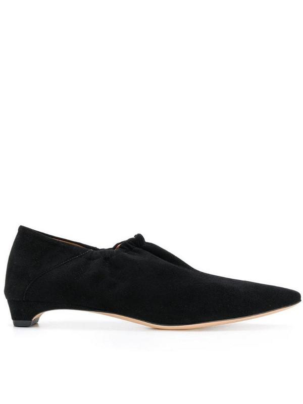 Derek Lam closed slippers in black