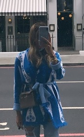 cardigan,light blue,white,stripes,pattern