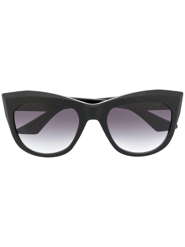 Dita Eyewear Kader oversized-frame sunglasses in black