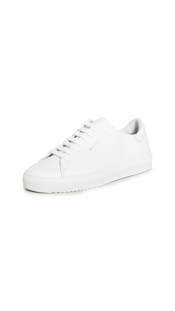 Axel Arigato Clean 90 Sneakers in white