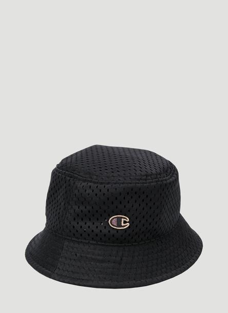 Rick Owens x Champion Gilligan Mesh Hat in Black size M - L