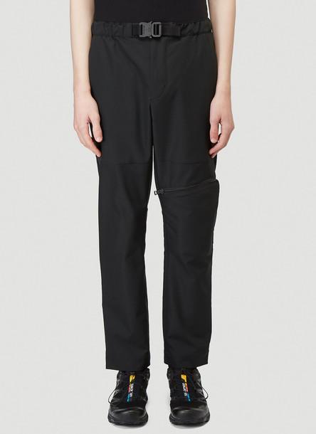 6 Moncler 1017 ALYX SM Buckle Pants in Black size EU - 46