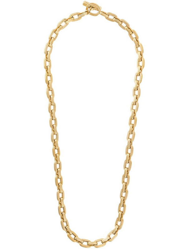 Yves Saint Laurent Pre-Owned The Vendôme chain necklace in gold