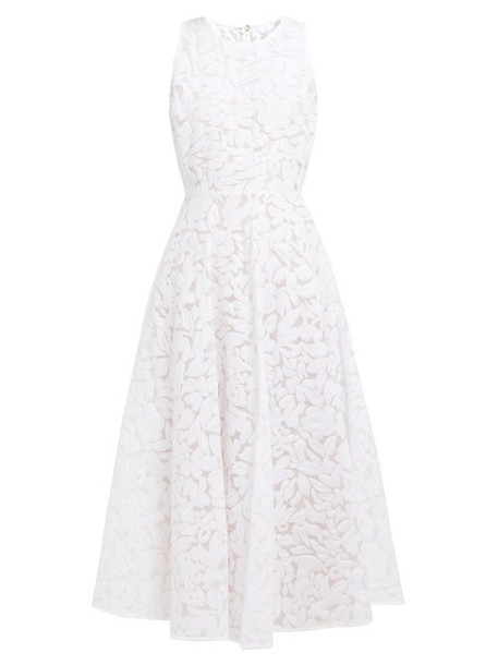Max Mara Studio - Lugano Dress - Womens - White