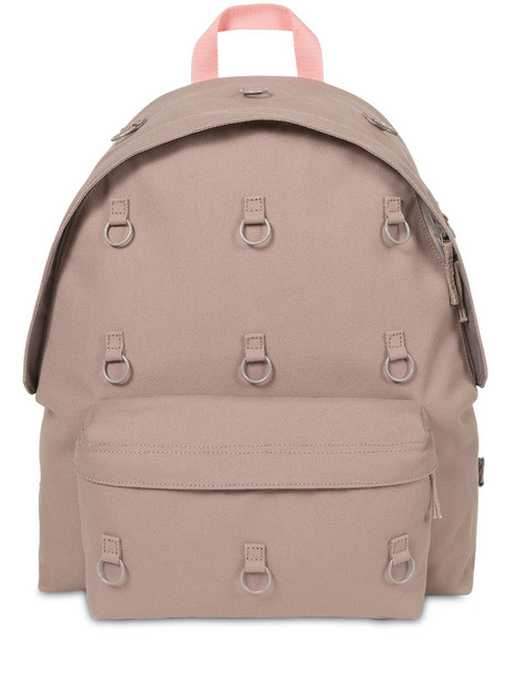 RAF SIMONS Rs Padded Loop Backpack in pink