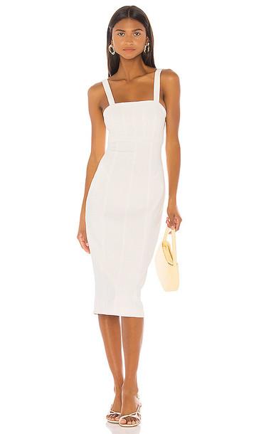 Cinq a Sept Dakota Dress in Ivory
