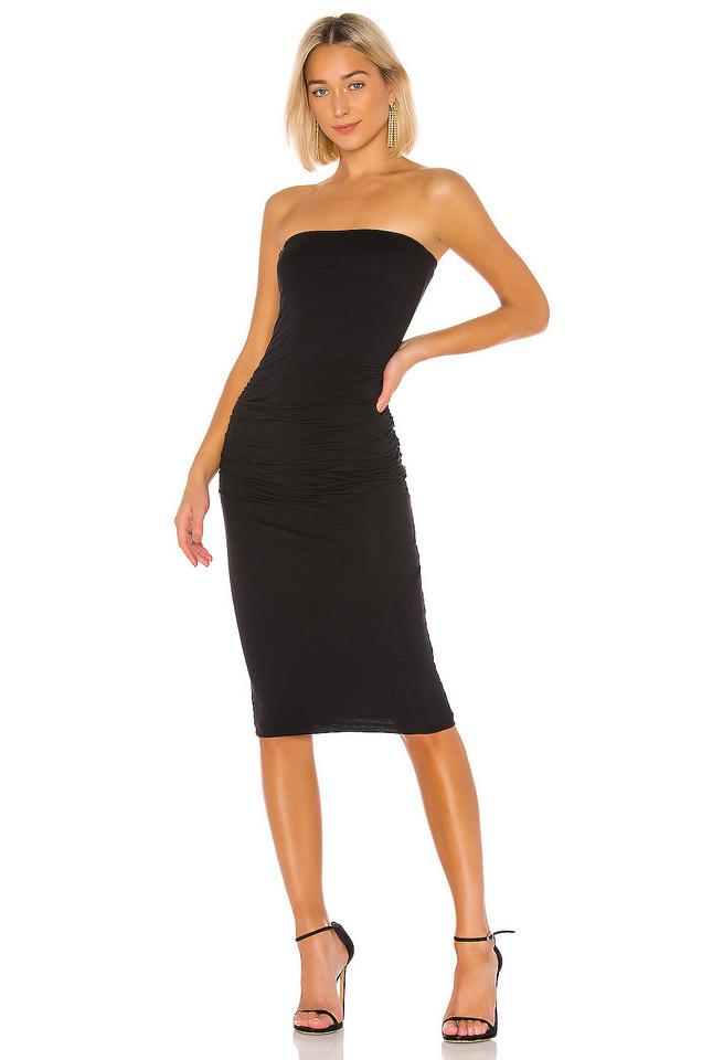 Velvet by Graham & Spencer Danna Dress in black