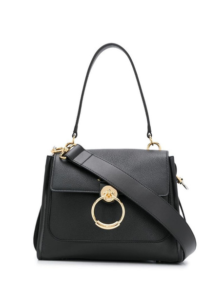 Chloé small Tess day bag in black