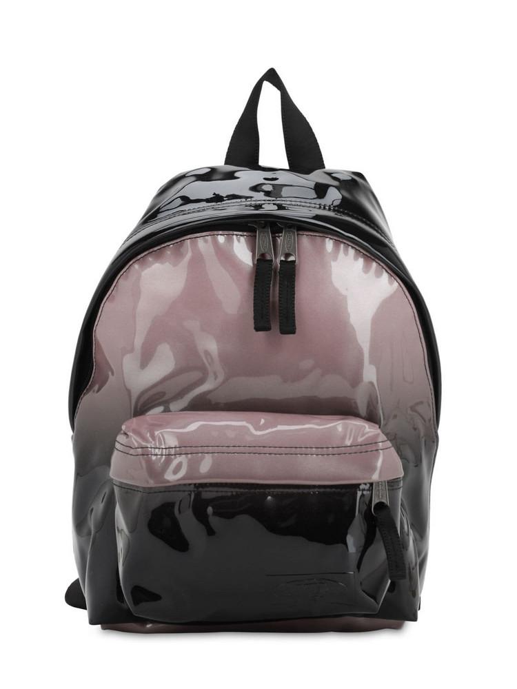 EASTPAK 10l Orbit Glossy Backpack in pink