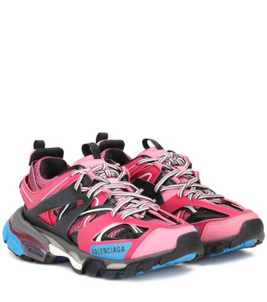 Balenciaga Track sneakers in pink
