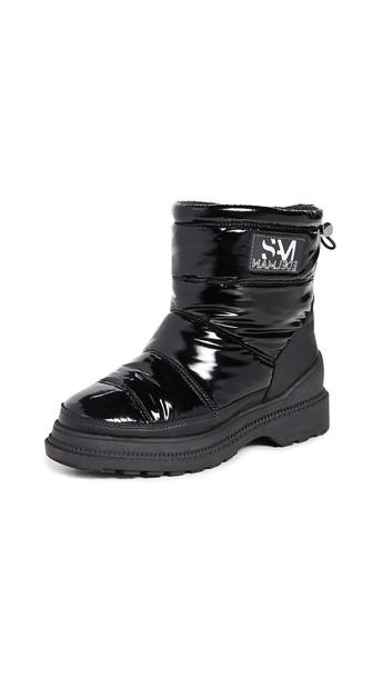 Sam Edelman Carlton Boots in black