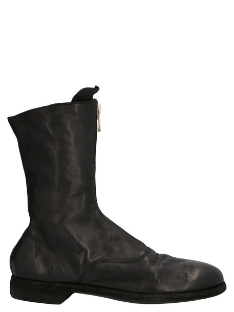 Guidi 310 Shoes in black