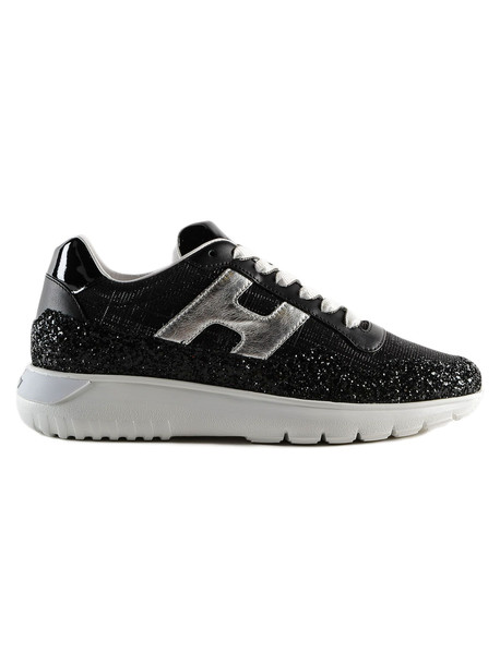 Hogan Interactive 3 Tess Sneakers in nero