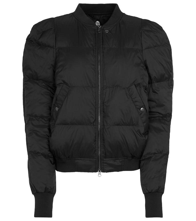 Isabel Marant, Étoile Cody puffer jacket in black