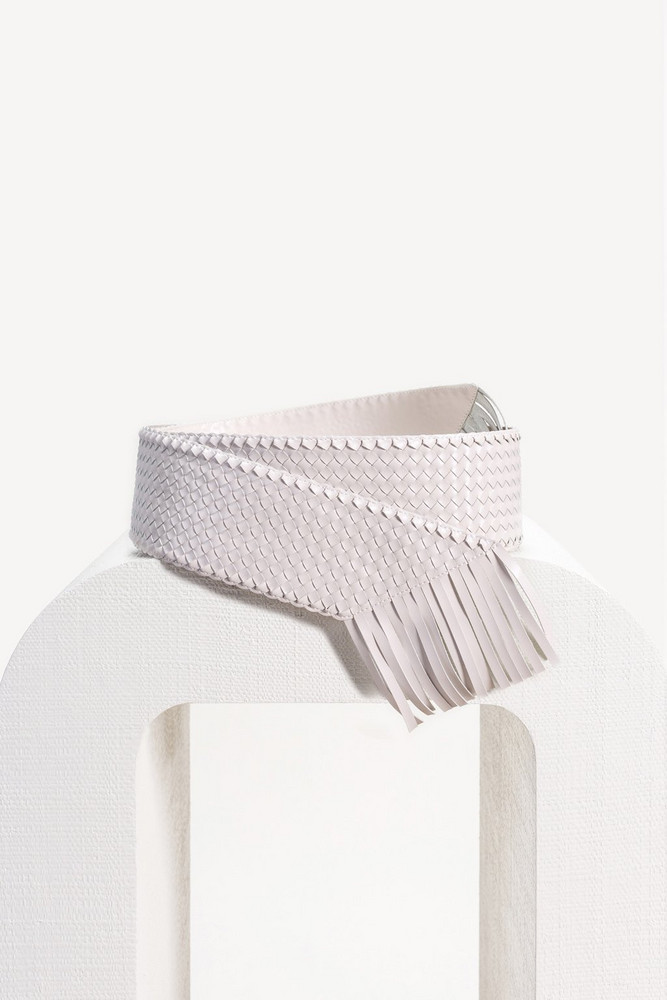 Cult Gaia Banu Belt - Cream                                                                                               $168.00