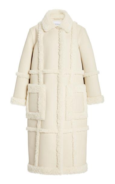 Stand Studio Patrice Coat in white