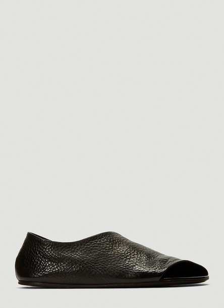 Marsell Arsella Leather Shoes in Black size EU - 38
