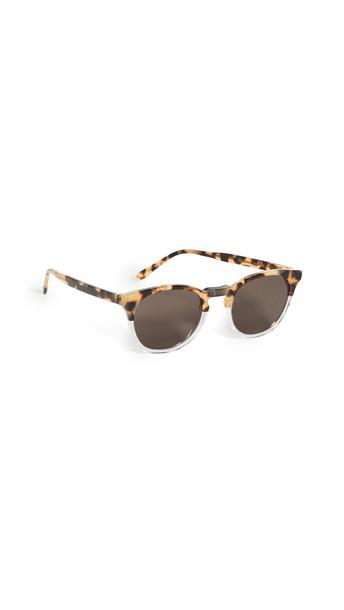 Illesteva Eldridge Sunglasses in clear